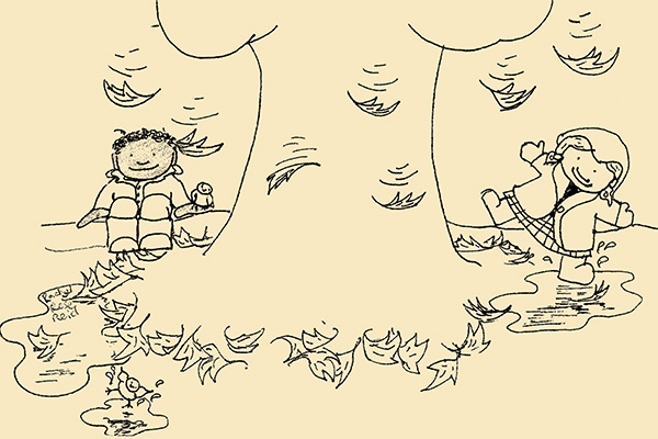 "<img src=""http://pinnerartsweek.com/app/uploads/2016/07/speak.png"" alt=""speak"" width=""24"" height=""21"" class=""alignnone size-full wp-image-1160"" /> Birds, Mini-Beasts and Autumn Tales with Pippa Reid"